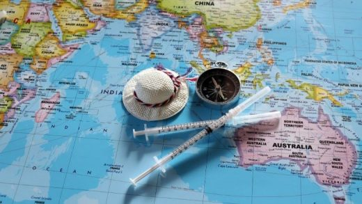 vax travel